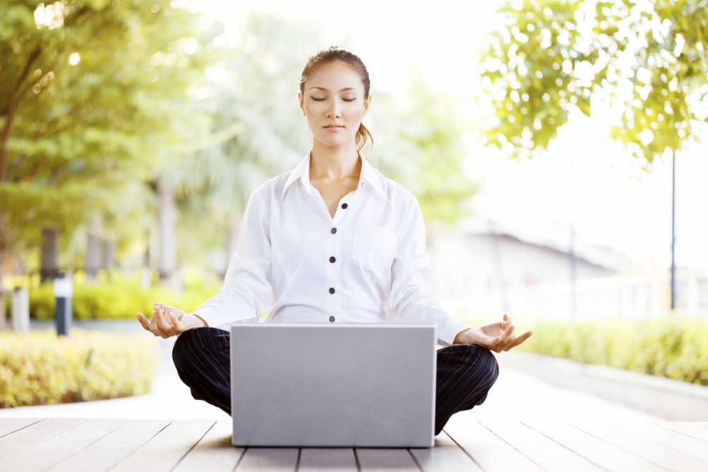 Yoga Practice Can Lead You To Career Clarity