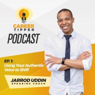 Using Your Authentic Voice To Shift w/ Jarrod Uddin