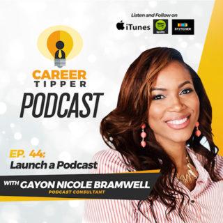 Launch a Podcast w/ Gayon Nicole Bramwell