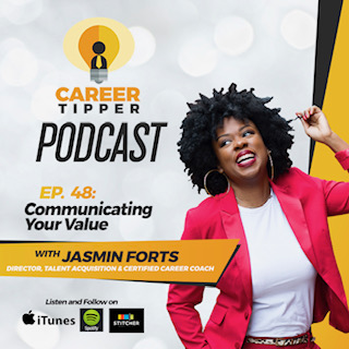 Communicating Your Value w/ Jasmin Forts